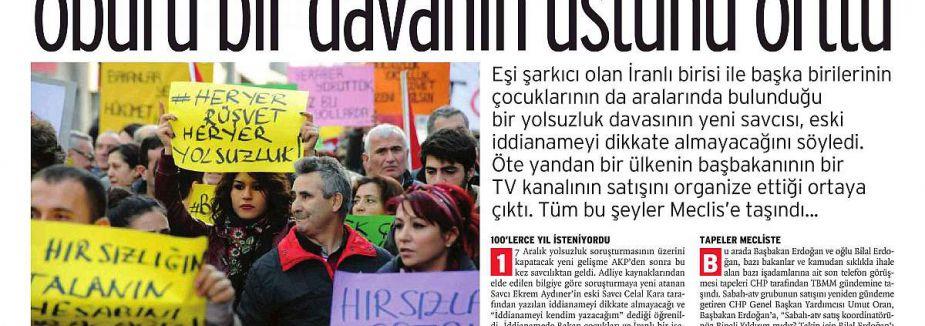 BirGün Gazetesi'nden Yayın Yasağına Tepki...