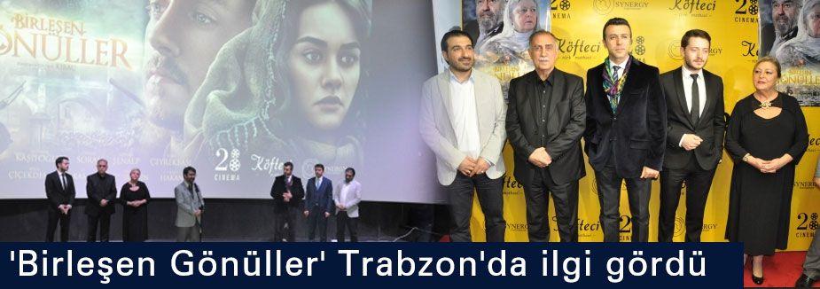 'Birleşen Gönüller' Trabzon'da ilgi gördü