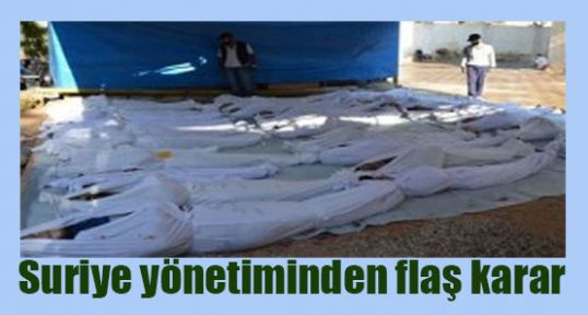 BM heyetine Suriye'den izin