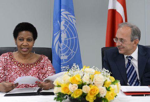 BM Kadın Örgütü ofisi artık İstanbul'da...