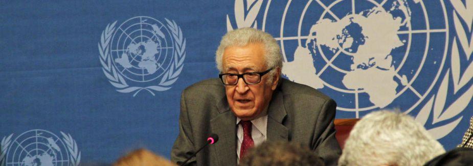 BM Suriye Özel Temsilcisinden açıklama
