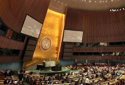 BM Suriye'deki insan hakları ihlallerini kınadı...