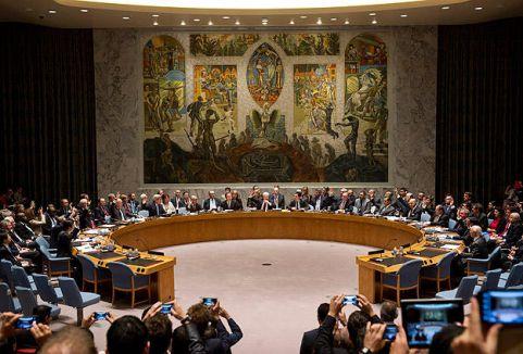 BMGK'da Kırım tasarısına Rusya vetosu...