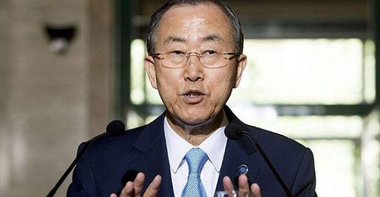 BM'nin Suriye Raporu Tamamlandı...