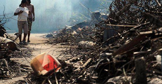 BM'nin tayfun felaketi raporu