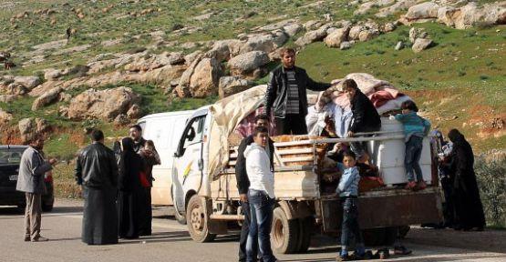 BM:'Suriye'den Kaçanlar 2 Milyonu Aştı'