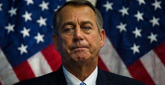 Boehner'dan Obama'ya jet yanıt...