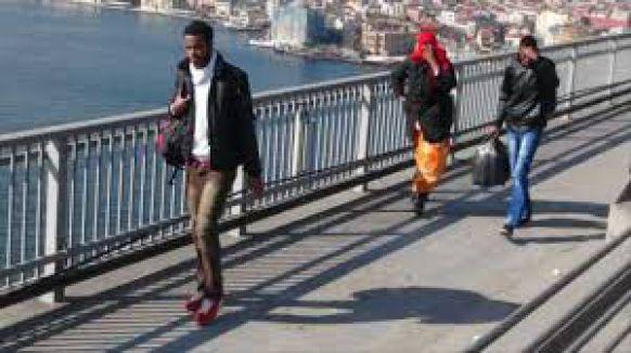 Boğaz Köprüsünde Kritik Anlar...