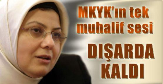 Böhürler AK Parti MKYK'da Yok Artık