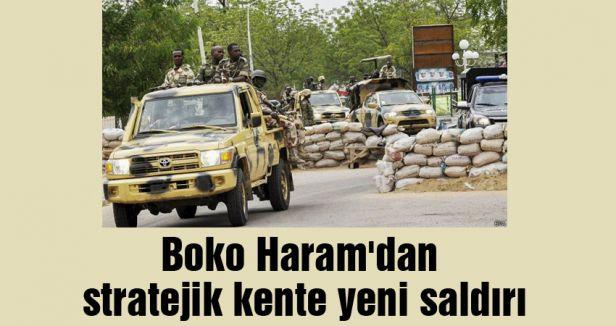 Boko Haram yine saldırdı