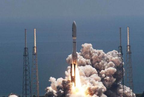 Bolivya'nın ilk iletişim uydusu uzayda...
