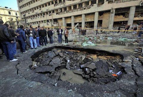 Bomba imalatında patlama