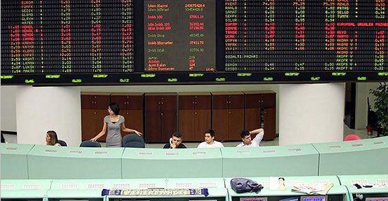 Borsa 845,86 puan düştü