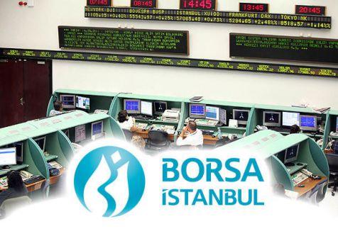 Borsa, güne yükselişle başladı...