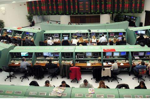 Borsa sınırlı düşüşle kapandı