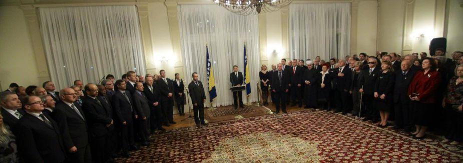 Bosna Hersek, bağımsızlığını kutluyor