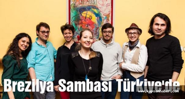 Brezilya Sambası Türkiye'de