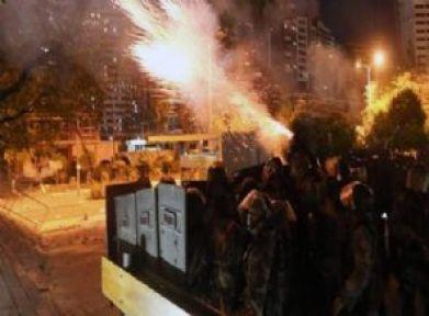 Brezilya'da Çatışmalar Devam Ediyor...
