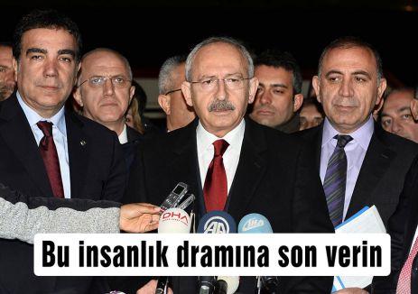 """""""Bu dram Türkiye'nin vicdanını kanatıyor"""""""