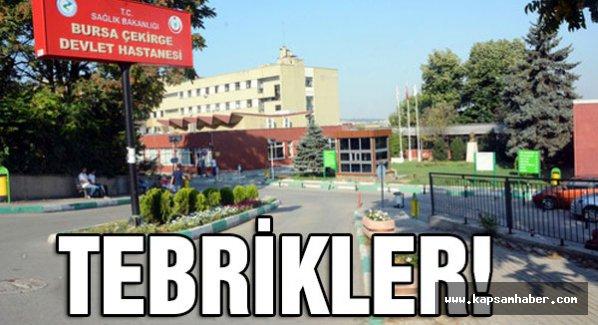 Bu hastanede Şehit yakınları ve gazilere öncelik tanınıyor