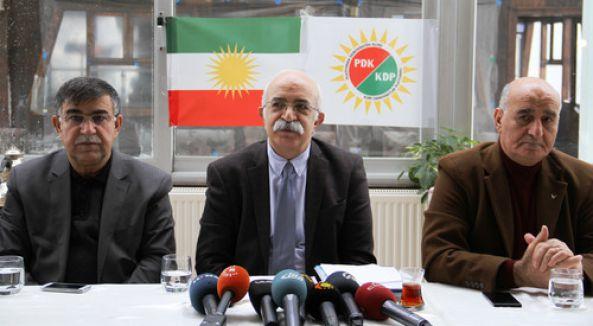 Bucak: Bütün Kürt siyasi parti ve örgütler süreçte söz sahibi olmalı