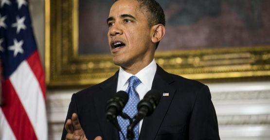 Obama:'Bugün atılan birinci adım'