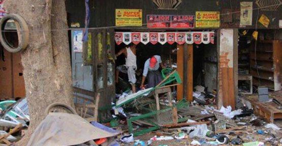 Burma Müslümanlarına Yönelik Olaylar Devam Ediyor