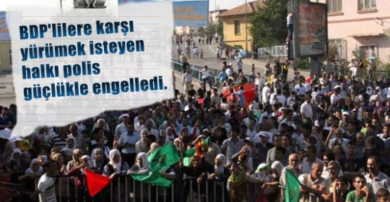 Bursa'da tehlikeli provokasyon'
