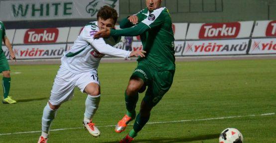 Bursaspor'dan galibiyet