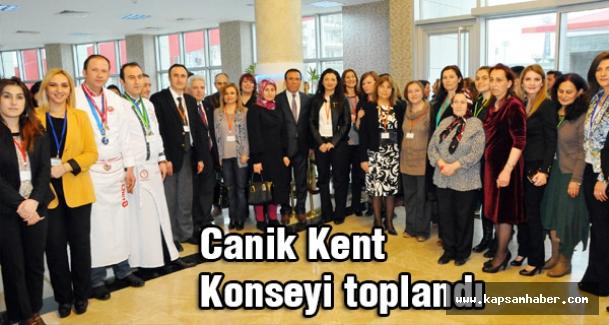 Canik Kent Konseyi toplandı
