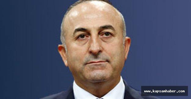Çavuşoğlu: Türkiye Algı Operasyonuna Maruz Kalmıştır