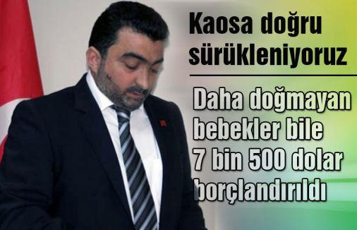 Cezaevlerini AKP'nin politikaları doldurdu