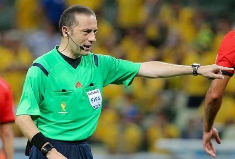 Cezayir-Rusya maçı Çakır'ın...