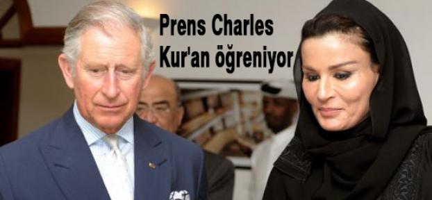 Charles, Kur'an öğreniyorum