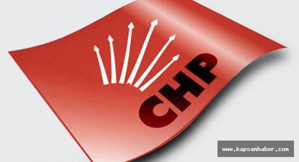CHP aday listesi...