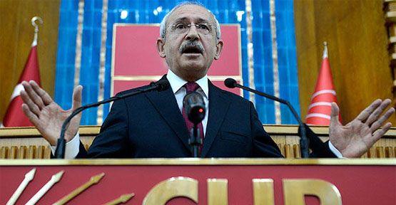 """CHP: """"AKP'nin Demokratikleşme Seçim Paketidir"""""""