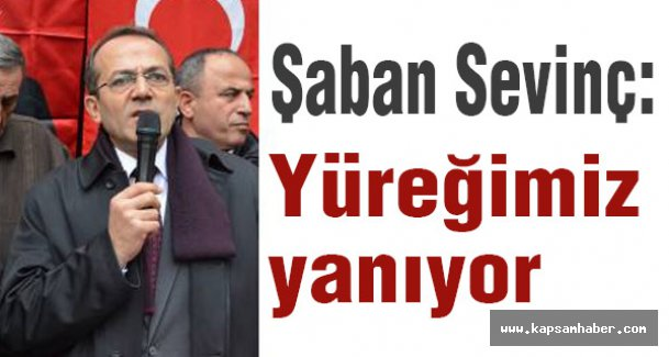 CHP'li Aday Şaban Sevinç;
