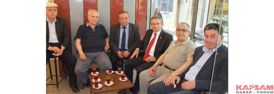 CHP'li Zeybek'ten Vatandaşa birinci sınıf muamele