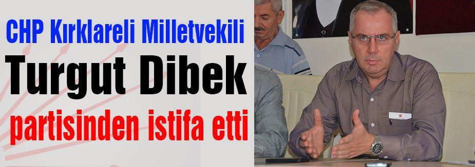 CHP Milletvekili Partisinden İstifa Etti