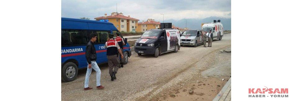 CHP seçim araçlarına engelleme...