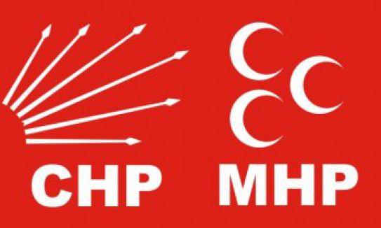"CHP ve MHP ""2015"" için sahada..."