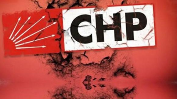 CHP'de şok istifalar!