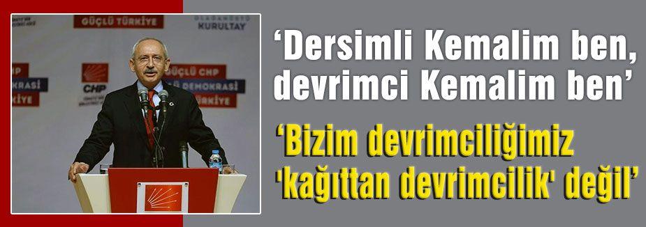 CHP'den Yerel Yönetim Özerklik Şartı...