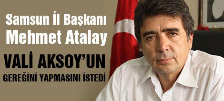 CHP'li Atalay: