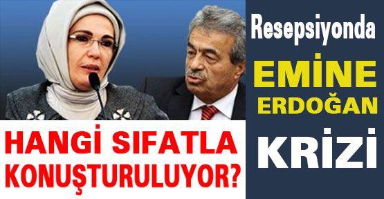 CHP'li Genç ve Emine Erdoğan Krizi