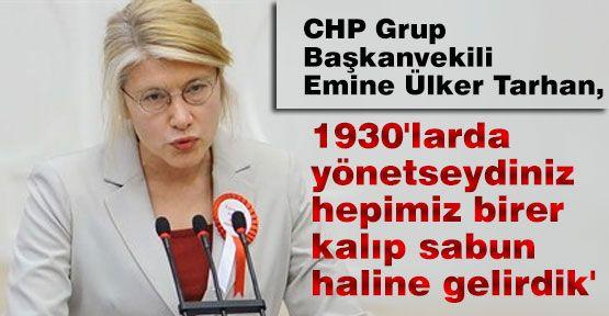 "CHP'li Tarhan; ""'Başbakanınız niye kaçtı?"""