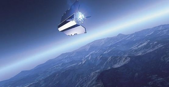 Çin uzaktan algılama uydusu gönderdi...