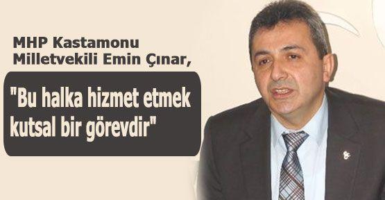 Çınar: