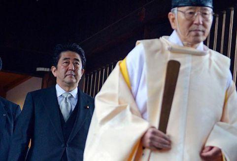 Çin'den Abe'ye Sert Cevap...