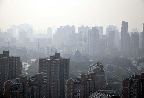 Çin'in kirli havası ABD'yi sarıyor